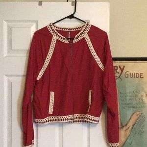 Free people light jacket